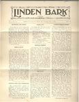 The Linden Bark, June 4, 1925