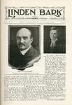 The Linden Bark, October 9, 1924