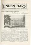 The Linden Bark, November 6, 1924
