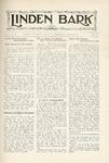 The Linden Bark, November 13, 1924