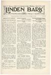 The Linden Bark, November 20, 1924