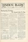 The Linden Bark, November 27, 1924