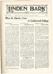 The Linden Bark, December 4, 1924