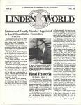 Linden World, May 1987