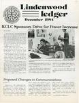 Lindenwood Ledger, December 1984 by Lindenwood College