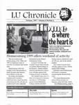 LU Chronicle, October 1999 by Lindenwood University