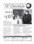 LU Chronicle, March 1999 by Lindenwood University