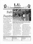 LU Chronicle, October 1998 by Lindenwood University