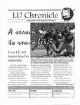 LU Chronicle, November 1998