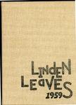 1958-1959 Linden Leaves by Lindenwood College