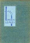 1934-1935 Linden Leaves by Lindenwood College